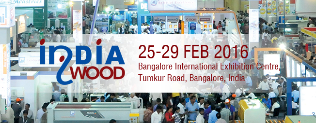 Barton once again participate in the Indianwood Fair from 25 to 29 February (Bangalore , India )